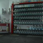 Laboratorio de colorimetría ajustada